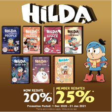 English Bottom 21 - Hilda