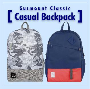 Stationery Bottom 17 - FLOMO SURMOUNT CLASSIC BACKPACK
