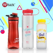 Stationery Bottom 29 - POP Bazic water bottle