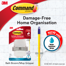Stationery Bottom 24 - 3M Command