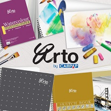 Stationery Bottom 23 - ARTO CAMPAP
