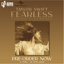CD Bottom 04 - Taylor Swift Fearless