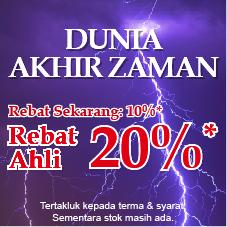 Malay Bottom 10 - Dunia Akhir Zaman