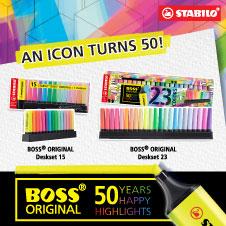 Stationery Bottom 30 -