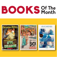 English Bottom 46 - Books of the Month