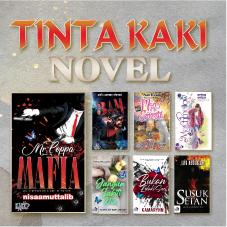 Malay Bottom 12 - Tinta Kaki Novel